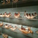 Greek ship figurines